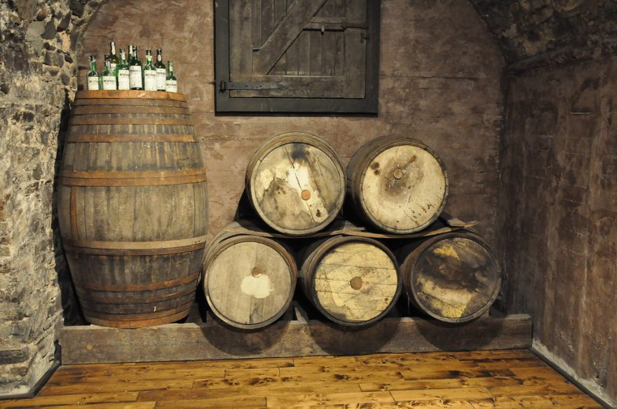 The Evolution of the Wine Cellar