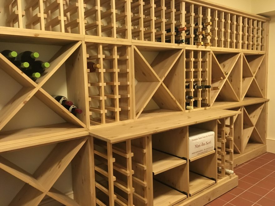 The Best Materials to Use for your Wine Rack