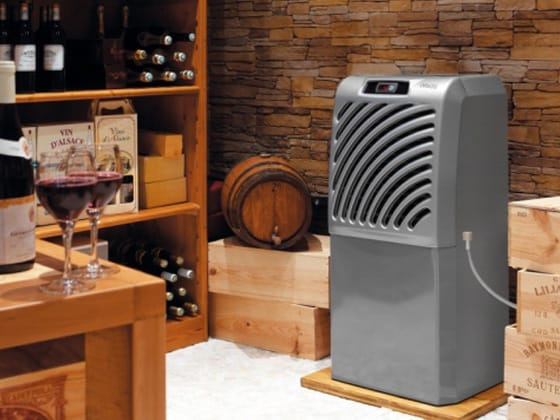 SP100 Wine Conditioning Unit In Cellar