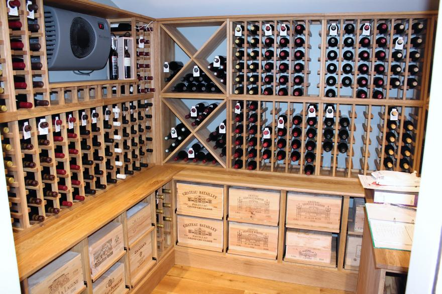 The Benefits of Having a Wine Cellar Installed