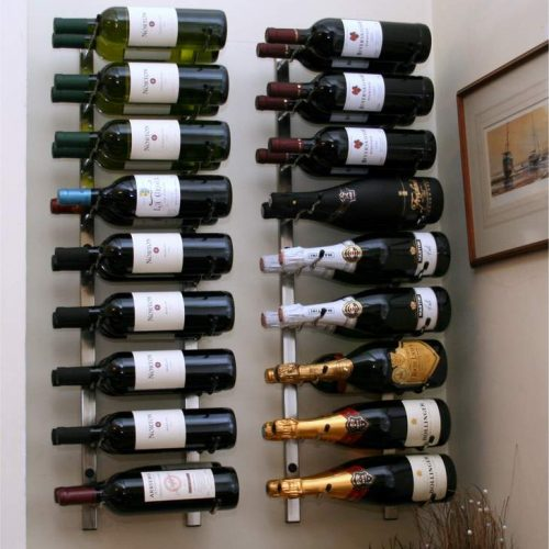 Vintage View Wine Rack