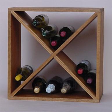 Wine Storage Bins