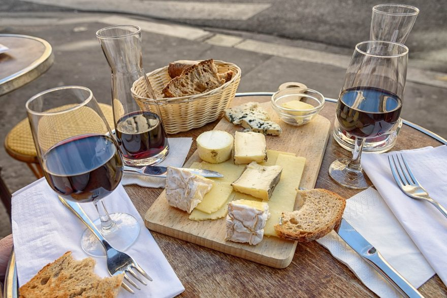 Wine & Cheese Pairing - A Beginner's Guide